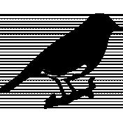 Bird 231 Graphic