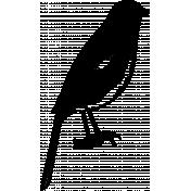 Bird 255 Graphic
