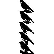 Bird 283 Graphic