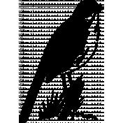 Bird 303 Graphic