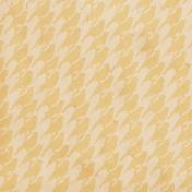 Birdhouse Paper 02 Yellow