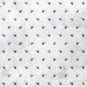 Birdhouse Paper 03- White