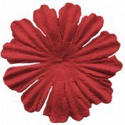 Oregonian Silk Flower- Red