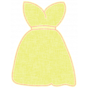 Yellow Dress- Touch of Style