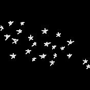 Oregonian Scribble Stars