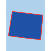 Journal Card Wyoming 3x4