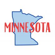 Journal Card Minnesota 4x6