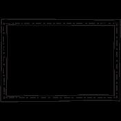 Doodle Frame 06 4x6