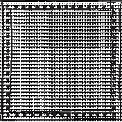 Doodle Frame 07 4x4