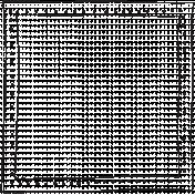Doodle Frame 08 4x4