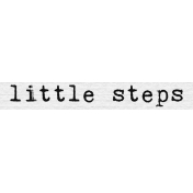 Confidence Word Snippet Little Steps