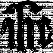 Medieval Stamp 023