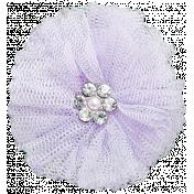Presence Tulle Flower