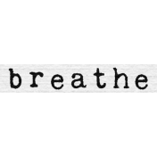 Presence Word Snippet Breathe