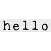 Presence Word Snippet Hello