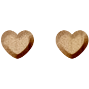 Work Day Wood Hearts
