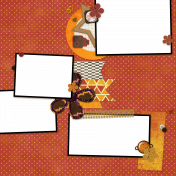 Quick Pages Kit #13 Bedouin Nights- 03