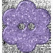 Vienna Plastic Flower- Purple