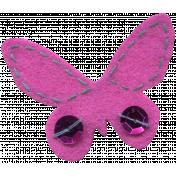 Felt Butterfly 5