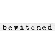 Word Snippet Bewitched