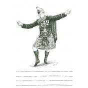 Scotland Journal Card 02 3x4