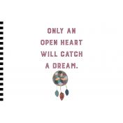 Bohemian Journal Card 01 4x6