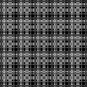 Plaid 05 - Paper Template