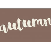 Autumn Day Journal Card 05 4x6