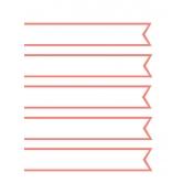 Journal Card Template 018 3x4