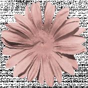 Fine Print Flower 1