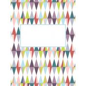 Fine Print Journal Card 07 3x4