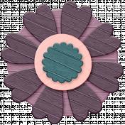 Fine Print Flower 5