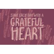 Thankful Harvest Journal Card 01 4x6