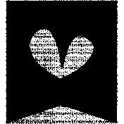 Heart Banner 01 Template
