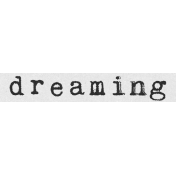 Create Something Label Dreaming