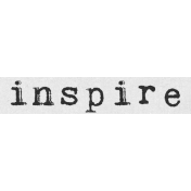 Create Something Label Inspire