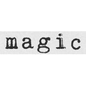 Create Something Label Magic