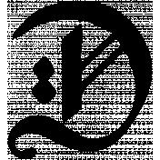 Medieval Letters 3 D