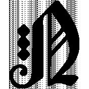 Medieval Letters 3 N