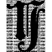 Medieval Letters 3 Y