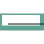Crafty Element Tag Blank 1