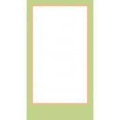 Crafty Element Tag Blank 5