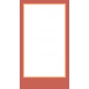 Crafty Element Tag Blank 6