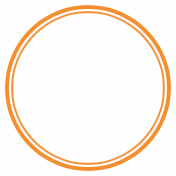 Basics Tag 01 Orange