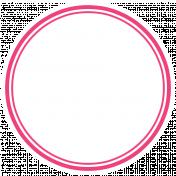Basics Tag 01 Pink