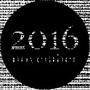 2016 Month Spot 11 November