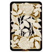 For The Love Playing Card
