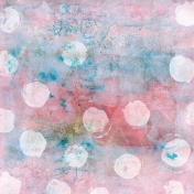 All The Princesses- Painted Papers- Dots