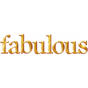 All The Princesses- Elements- Word Art- Fabulous