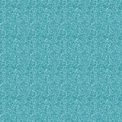 All The Princesses- Glitter Papers- Teal